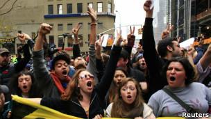 جنبش اشغال وال استریت