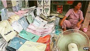 皮尔卡丹的时装并不只是有钱人才穿的起