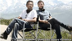 Toledano e Nakache, diretores do filme