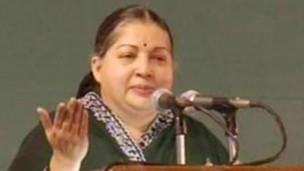 TN Chief Minister Jayalalithaa