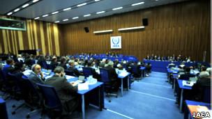 شورای حکام آژانس بین المللی