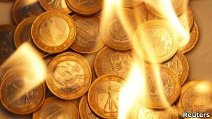 монеты евро разных стран ЕС