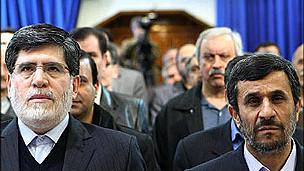 احمدی نژاد و جوانفکر
