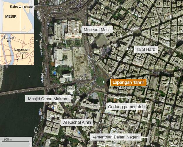 Lapangan Tahrir