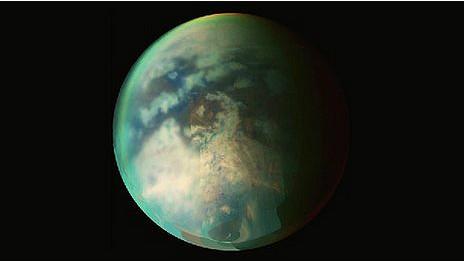 Titán, luna de Saturno