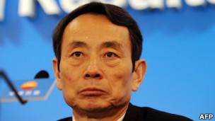 中国石油天然气集团公司董事长、党组书记蒋洁敏