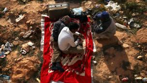 Pekerja migran Bangladesh di Libia