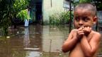 Inundaciones en América Central, foto Archivo.