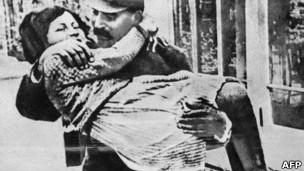 Свєтлана Аллілуєва, донька Сталіна