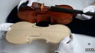 Copias de violines