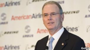 Gerard Arpey, CEO de AA / Foto de archivo