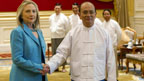 Clinton dan Theinsein