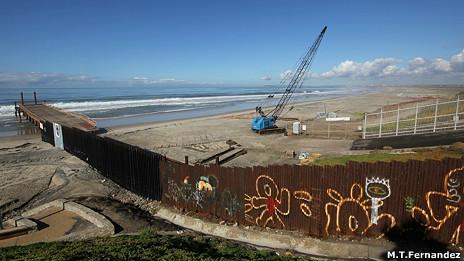 Muro Tijuana