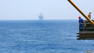 تاسیسات گاز ایران