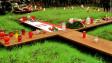 Cây thập tự ở rừng Katyn tưởng nhớ các tù binh Ba Lan bị Liên Xô giết