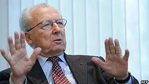 Jacques Delors (AFP/arquivo)