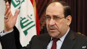نوری مالکی، نخست وزیر عراق
