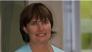 Clare Dolman (BBC)