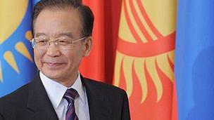 Wen Jiabao, primer ministro chino