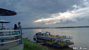 Marabá, em foto de arquivo