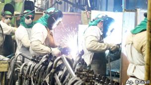 Indústria automobilística em Manaus | Foto: Agência Brasil