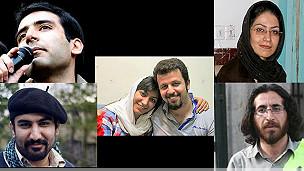 فعالان دانشجویی در زندان