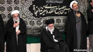 وزیر اطلاعات، آیت الله خامنه ای، دبیر شورای نگهبان
