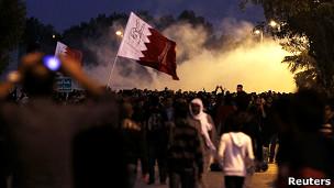 اعتراضات در بحرین