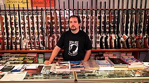 venta de armas en Estados Unidos