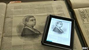Viejos periódicos pasan a archivos digitales