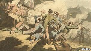 La guerra peninsular