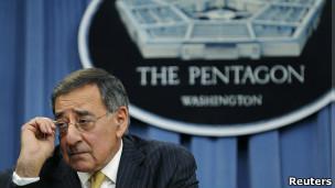 Leon Panetta, secretario de Defensa