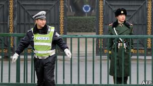 朝鲜驻北京大使馆