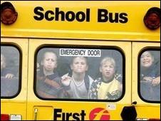 英国的校车