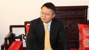天津渤海商品交易所董事长阎东升
