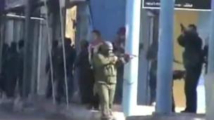 درگیریها در درعا