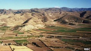 Tierra agrícola en Perú