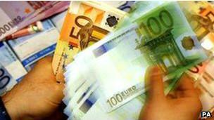 BIlletes del euro