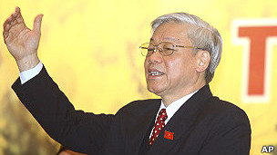 Ông Nguyễn Phú Trọng (hình tư liệu)