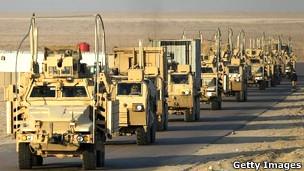 Quân Mỹ rời Iraq