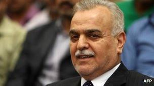 طارق هاشمی، معاون رئیس جمهوری عراق