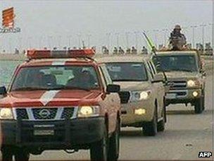 نیروهای اعزامی به بحرین