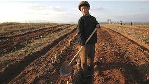 Người dân nông thôn Bắc Hàn