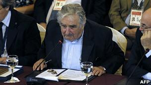 presidente de uruguay, José Mujica