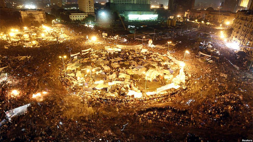 Plaza Tahrir, El Cairo