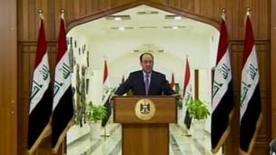 نوري المالكي، رئيس وزراء العراق