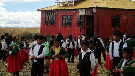 Escuela en Torani