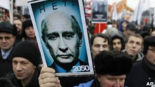 Biểu tình chống Putin