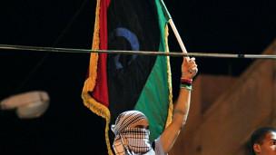 Bendera ya Libya