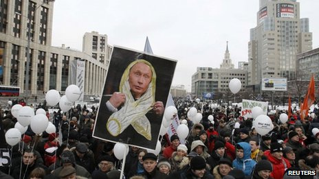 Nga chuẩn bị cuộc xuống đường lớn